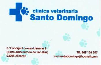 CLINICA VETERINARIA  SANTO DOMINGO